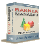 php Banner-Manager Script